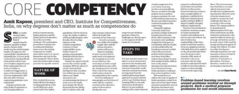Degrees Don't Matter as Much as Competencies Do