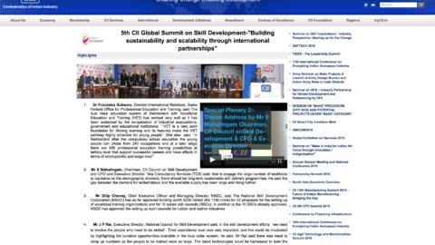 Building Sustainability and Scalability through International Partnerships