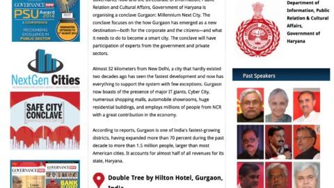 Gurgaon: Millennium Next City