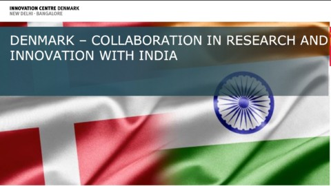 Indian-Danish cooperation in high education & science