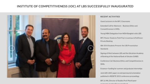 Competitiveness Challenges in India and beyond