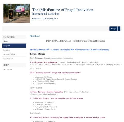 Governing frugal innovation